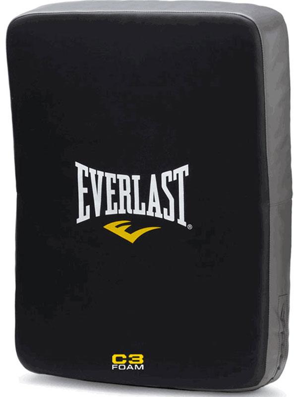 Макивара Everlast Kick, цвет: черный712501Everlast Kick предназначена для отработки ударов руками, ногами и коленом. Изготовлена с применением уникального пенного наполнителя C3 Foam, который превосходно амортизирует даже самые жесткие и мощные пинки. В то же время, Everlast Kick остается достаточно легкой, чтобы обеспечить работы с несколькими целями и разными ударными зонами. Также, для этого все ручки усилены заклепками, а зона крепления снабжена дополнительным слоем защиты.
