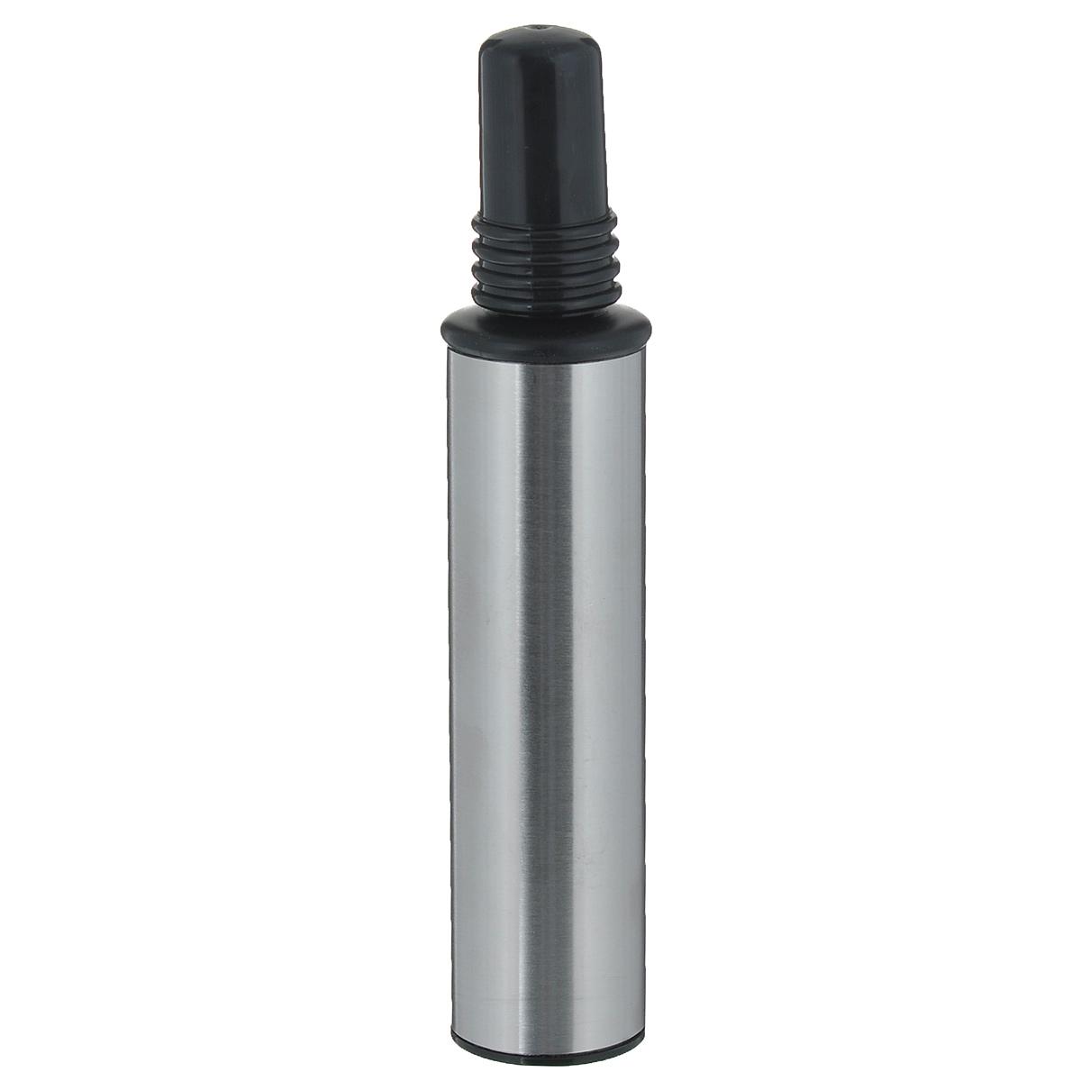 Распылитель масла Fackelmann, высота 19,5 см42105Распылитель масла Fackelmann изготовлен из высококачественной нержавеющей стали и пластика. Предназначен для разбрызгивания подсолнечного масла или уксуса. Такой аксессуар позволит добавить необходимое количество заправки. Распылитель закрывается специальной крышечкой. Компактный, его удобно хранить, и он не займет много места на вашей кухне. Такой аксессуар придется по душе каждой хозяйке и станет незаменимым на кухне. Не подходит для мытья в посудомоечной машине.