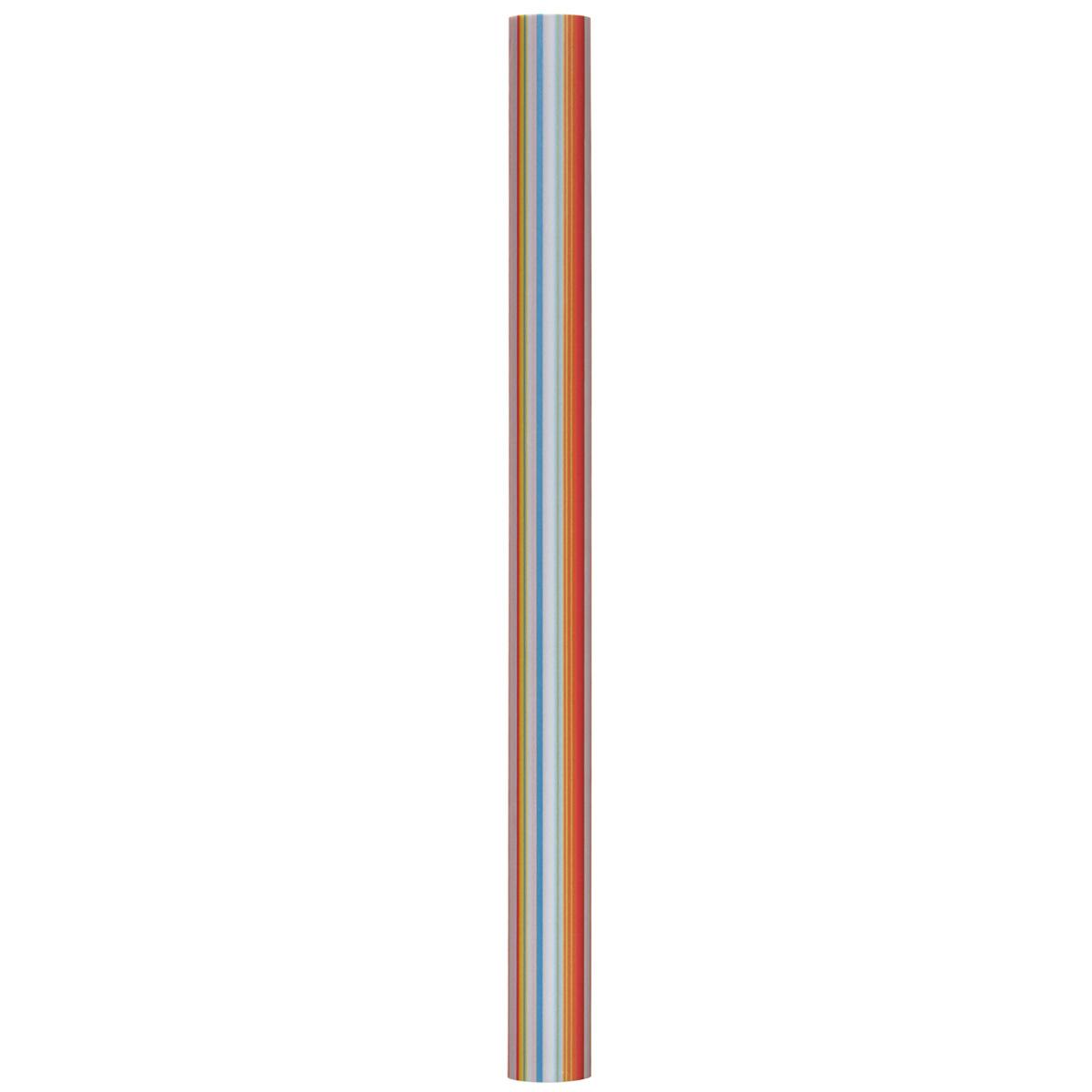 Транспарентная бумага Folia Яркие полосы, 50,5 x 70 см7708095Транспарентная бумага Folia Яркие полосы - полупрозрачная бумага с оригинальным дизайном в виде разноцветных полос. Используется для изготовления открыток, для скрапбукинга и других декоративных или дизайнерских работ. Бумага прекрасно держит форму, не пачкает руки, отлично крепится. Конструирование из транспарентной бумаги - необходимый для развития детей процесс. Во время занятия аппликацией ребенок сумеет разработать четкость движений, ловкость пальцев, аккуратность и внимательность. Кроме того, транспарентная бумага позволит разнообразить идеи ребенка при создании творческих работ.