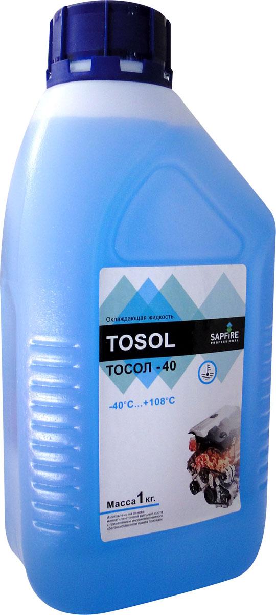 Тосол Sapfire, 1 кг0201-SEGТосол Sapfire изготовлен на основе моноэтиленгликоля высшего сорта с применением многокомпонентного сбалансированного пакета присадок. Благодаря специальному пигменту Тосол светится под ультрафиолетом, что позволяет найти место утечки. Совместим со всеми охлаждающими жидкостями, приготовленными на основе этиленгликоля. Особенности тосола: Коррозийная защита всех металлов, в том числе алюминия и сплавов, применяемых в двигателях отечественного и импортного производства. Улучшенная теплопроводность, обеспечивающая двигателю оптимальный температурный режим. Снятие накипи в системе охлаждения, образованной при использовании других жидкостей. Поддержание чистоты каналов в двигателе и радиаторе. Нейтральность к резиновым и неопреновым материалам. Сохранение заявленных показателей в течение всего срока эксплуатации. Состав: моноэтиленгликоль, пакет химических присадок, специально подготовленная вода, пигмент. Рабочая температура: от...