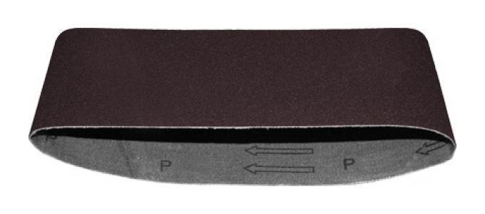 Набор ремней шлифовальных Fit Профи , водостойкие, на такневой основе, 75 х 533 мм, 5 шт39696Набор ремней шлифовальных Fit Профи на тканевой основе предназначен для работы по дереву и металлу. Используются для ленточношлифовальных машин.