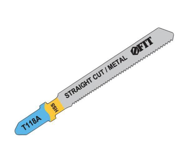 Пилки для электролобзика FIT, 2 шт. 40964