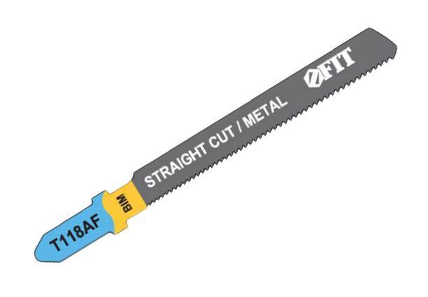Пилки для электролобзика FIT, 2 шт. 40971
