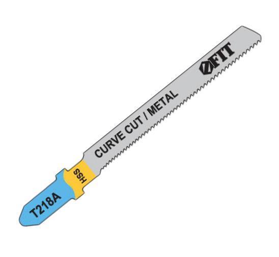 Пилки для электролобзика FIT, 2 шт. 40965