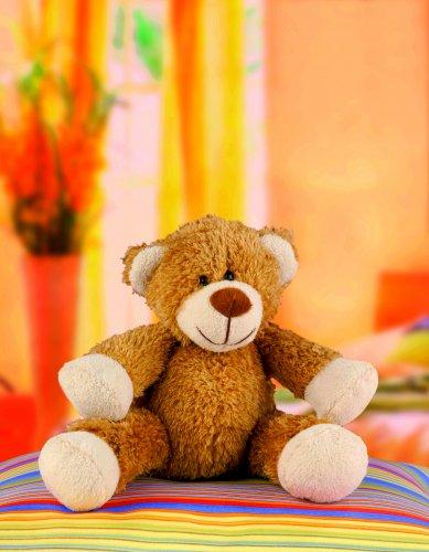 Набор для изготовления мягкой игрушки Glorex Мишка Леон, высота 22 см318534Набор для изготовления мягкой игрушки Glorex Мишка Леон позволит самостоятельно создать маленького плюшевого медвежонка. В комплекте имеется плюшевая заготовка и сертификат о рождении. Наполнитель и гранулят в комплект не входят. В качестве наполнителя подойдет вата, овечья шерсть, древесные опилки и т.д. Набор для изготовления мягкой игрушки подарит массу положительных эмоций и позволит создать милого и обаятельного плюшевого медвежонка. Высота игрушки: 22 см.