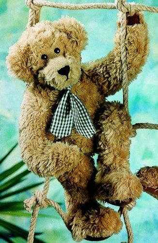 Набор для создания мягкой игрушки Glorex Florian, длина 50 см686787Набор для создания мягкой игрушки Glorex Florian поможет создать вам своими руками мягкую игрушку - плюшевого медведя. Набор содержит инструкцию на русском языке, готовую сшитую заготовку из высококачественного плюша, пластиковые детали игрушки, ткань, свидетельство о рождении. Наполнитель в комплект не входит. Несложный процесс шитья принесет вам удовольствие, а самодельная игрушка станет предметом гордости.