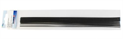 Проволока для флористики Hobby Time, диаметр 0,8 мм, длина 30 см, 35 шт7705229Проволока для флористики Hobby Time выполнена из высококачественного металла и используются в качестве поддерживающего материала и для изготовления аксессуаров, декораций в цветочной композиции. Флористическая проволока один из самых востребованных и необходимых материалов для создания композиций из растений. Она станет незаменимым аксессуаром для каждого фитодизайнера для реализации своих идей!