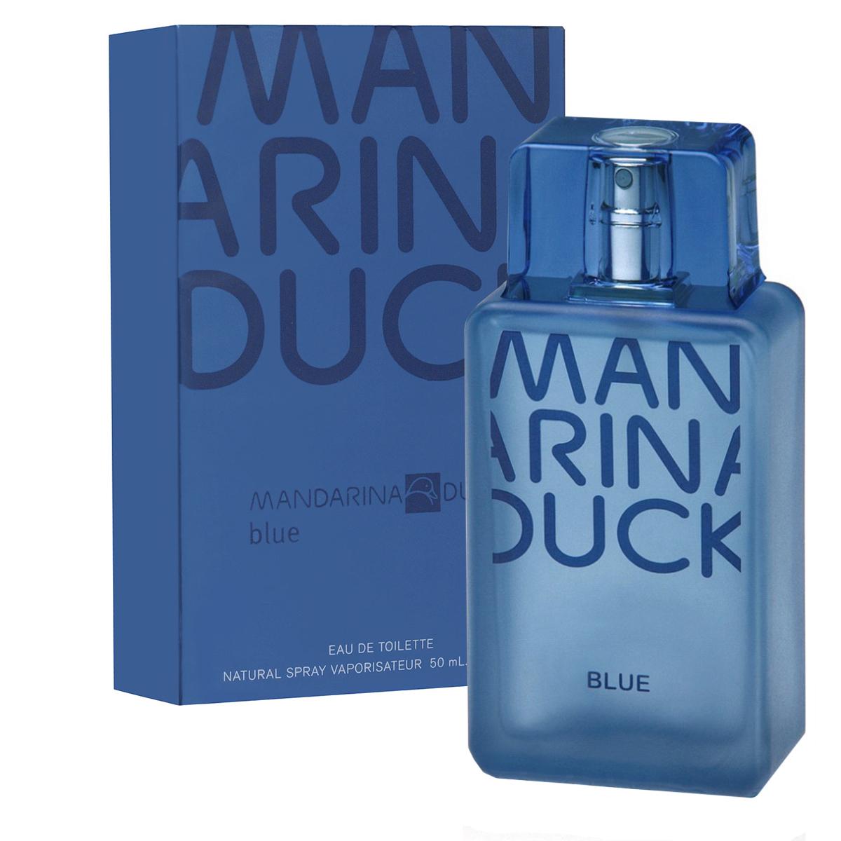 Mandarina Duck Туалетная вода Blue, мужская, 50 мл