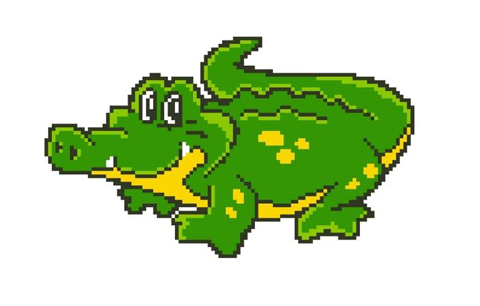 Набор для вышивания крестом Nitex Крокодил, 22 х 32 см7701188Набор для вышивания Nitex Крокодил поможет вам создать свой личный шедевр - красивую картину, вышитую в технике крест. Вышивание отвлечет вас от повседневных забот и превратится в увлекательное занятие! Работа, сделанная своими руками, создаст особый уют и атмосферу в доме и долгие годы будет радовать вас и ваших близких, а подарок, выполненный собственноручно, станет самым ценным для друзей и знакомых. В набор входят: - канва Aida 14 белая с нанесенным рисунком, - нитки мулине (5 цветов), - игла.