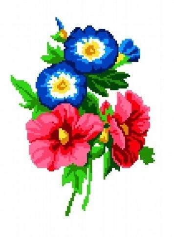 Набор для вышивания крестом Maestra Цветы, 22 х 32 см 77041237704123Набор для вышивания Maestra Цветы поможет вам создать свой личный шедевр - красивую картину, вышитую в технике крест. Вышивание отвлечет вас от повседневных забот и превратится в увлекательное занятие! Работа, сделанная своими руками, создаст особый уют и атмосферу в доме и долгие годы будет радовать вас и ваших близких, а подарок, выполненный собственноручно, станет самым ценным для друзей и знакомых. В набор входят: - канва Aida 14 белая с нанесенным рисунком, - нитки мулине (13 цветов), - игла.