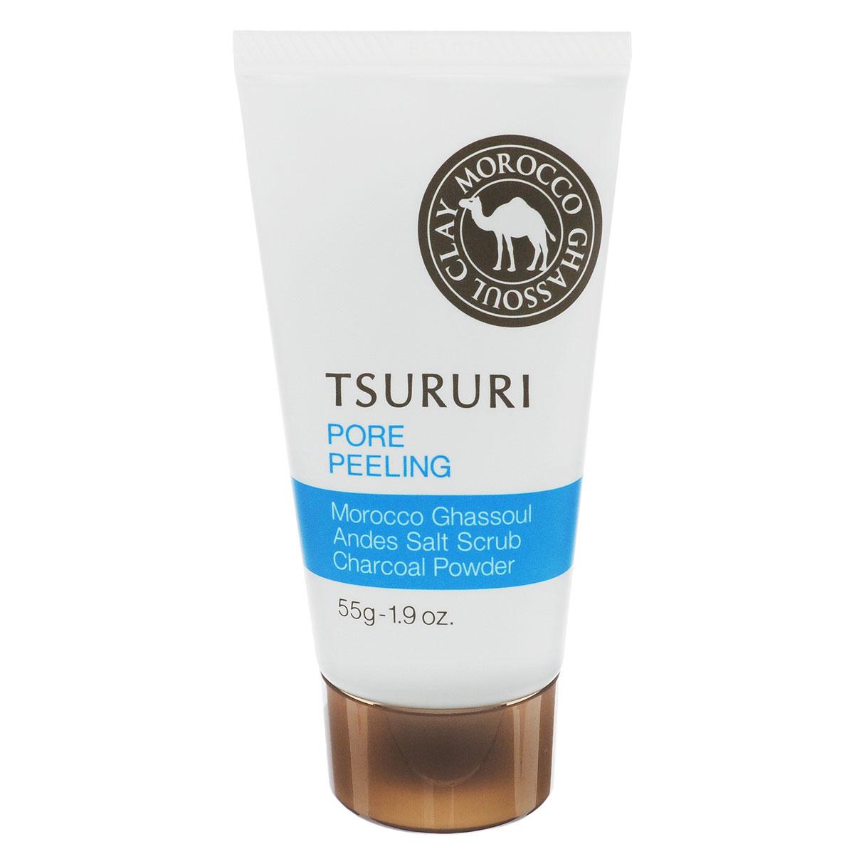 BCL Пилинг для лица Tsururi, очищающий поры, 55 г046455В порах кожи скапливаются загрязнения, продукты выделения сальных желез и остатки косметических средств (пудры, тонального крема). Активные компоненты пилинг-геля, глубоко проникая в поры кожи, абсорбируют и удаляют загрязнения, которые, как известно, часто становятся причиной появления черных точек и расширенных пор. Мельчайшие частицы пилинга скатывают загрязнения, способствуя их быстрому и эффективному удалению из пор. Пилинг глубоко очищает, разглаживает, смягчает кожу, выравнивает ее цвет. Активные компоненты: - Марокканская глина Гассуль - природный очищающий компонент; - гранулы активированного древесного угля обладают абсорбирующими свойствами; - частицы каменной соли отшелушивают ороговевшие участки кожи; - экстракт артишока сужает поры; - гиалуроновая кислота увлажняет; - экстракт перечной мяты и ментол – охлаждающие компоненты. Обладает освежающим ароматом грейпфрута. Товар сертифицирован.