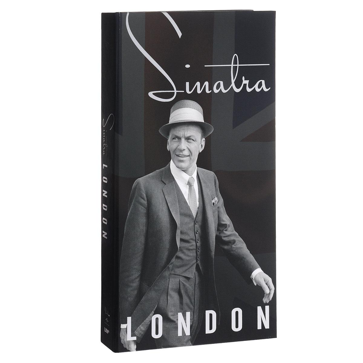 Sinatra. London (3 CD + DVD) 2014