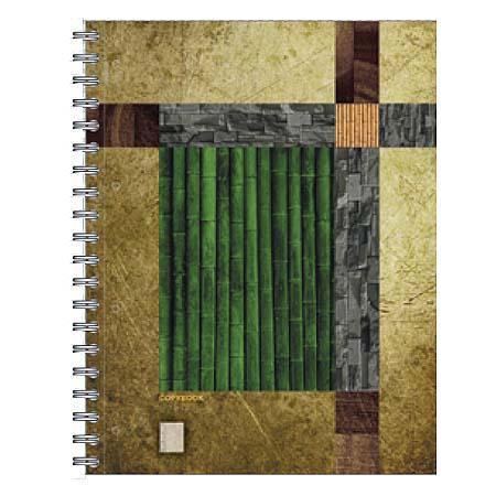 Тетрадь А4 120л Eco-Texture, жесткий ламинат (глянцевый), бамбук33бамбуктетрадь А4 120л Eco-Texture, жесткий ламинат (глянцевый), бамбук