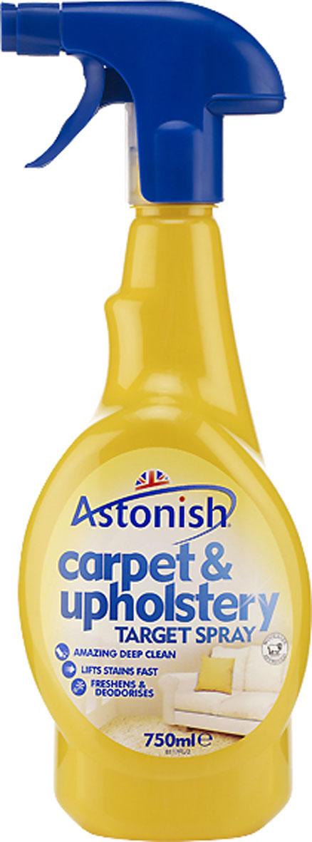 """Шампунь для ручной чистки ковров и обивки мебели из ткани """"Astonish"""", 750 мл 28117"""