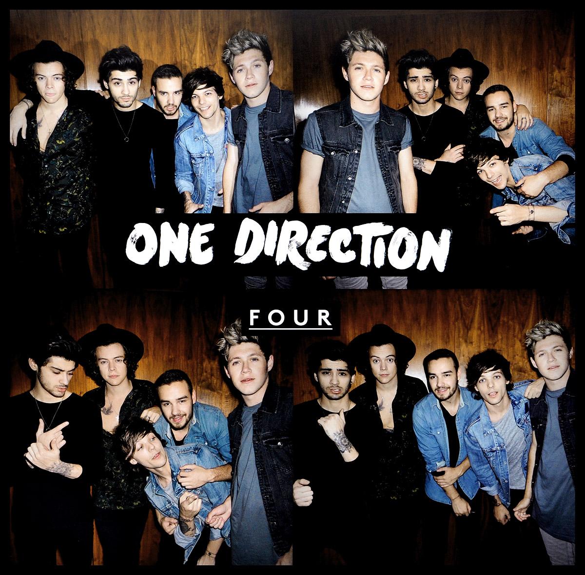 Новый студийный альбом FOUR, пожалуй, самой успешной группы планеты на данный момент, One Direction. Парни не скрывают, что хотели бы повторить успех предыдущего релиза Midnight Memories, ставшего самым продаваемым альбомом 2013 года. Мировая премьера новой работы коллектива состоится 17 ноября. Название альбома означает одновременно и четвертый по счету альбом и четыре года существования группы, за которые ребята сумели вырасти в звезд поистине мирового масштаба. Третий альбом Midnight Memories сделал их первой группой в истории шоу-бизнеса, каждый из трех релизов которой дебютировал на первой строчке американского Billboard, альбом стал №1 в 20 странах по всему миру! У новой масштабной работы шансы на грандиозный успех тоже более чем убедительные, ведь, во-первых, это будет самый откровенный альбом из всей дискографии коллектива, а во-вторых, он выходит вслед за грандиозным гастрольным туром