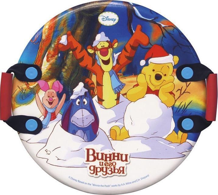 """1TOY Ледянка Disney """"Винни-Пух и его друзья"""", диаметр 54 см"""
