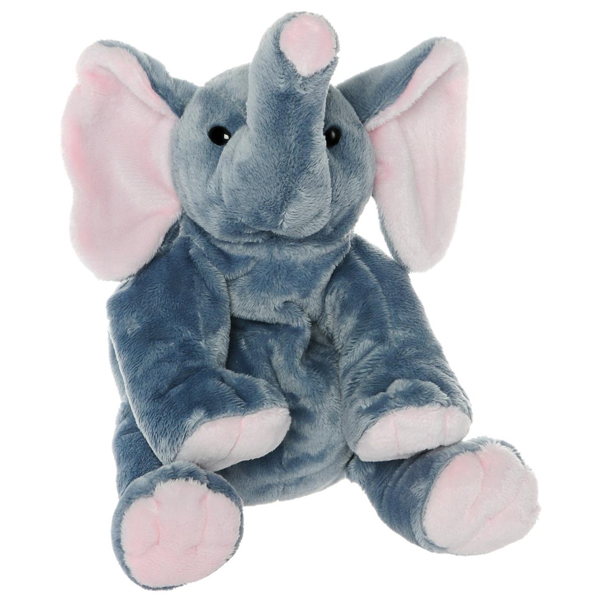 Мягкая игрушка Pluffies Cлон Winks, 15 см3229Мягкая игрушка Pluffies Cлон Winks, выполненная в виде очаровательного слоненка, непременно вызовет улыбку и симпатию и у детей, и у взрослых. Трогательный слоненок изготовлен из высококачественного мягкого текстильного материала с набивкой из синтепона. Как и все игрушки серии The Pluffies, он изготовлен вручную, с любовью и вниманием к деталям. Удивительно мягкая игрушка принесет радость и подарит своему обладателю мгновения нежных объятий и приятных воспоминаний. Специальные гранулы, используемые при ее набивке, способствуют развитию мелкой моторики рук малыша. Великолепное качество исполнения делают эту игрушку чудесным подарком к любому празднику.