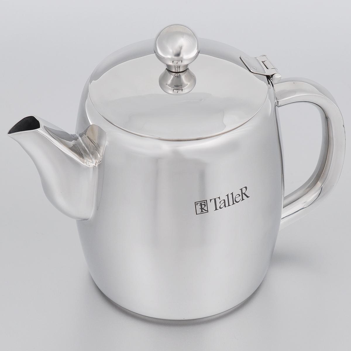 """Чайник заварочный Taller """"Bishop"""", 1 л"""