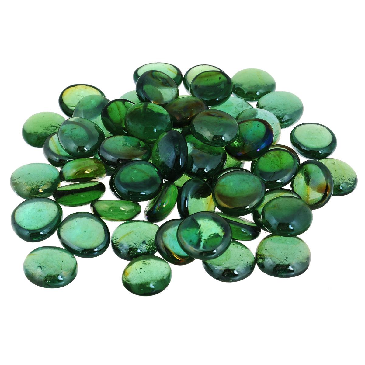 Набор декоративных камней Круглые, цвет: зеленый, 300 г812-002 зеленыйНабор декоративных камней Круглые, выполненный из стекла, замечательно подойдет для украшения вашего дома. Его можно использовать для создания индивидуального интерьера, а также как наполнитель декоративных ваз. Декоративные камни создают чувство уюта и улучшают настроение.