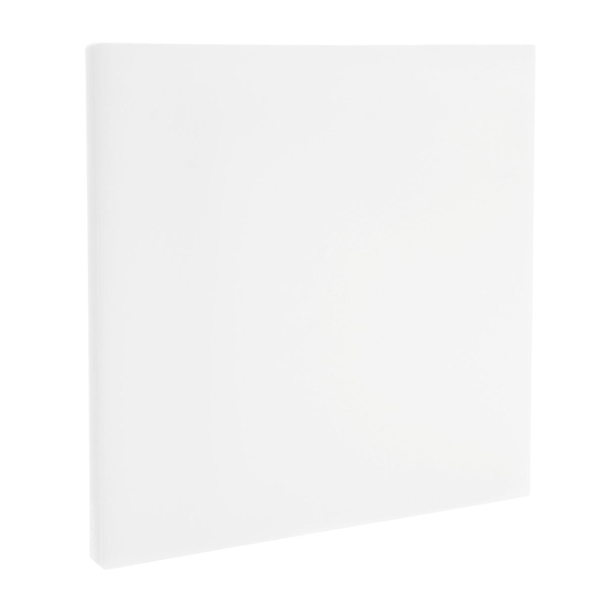 Доска разделочная Zanussi, цвет: белый, 35 см х 35 см