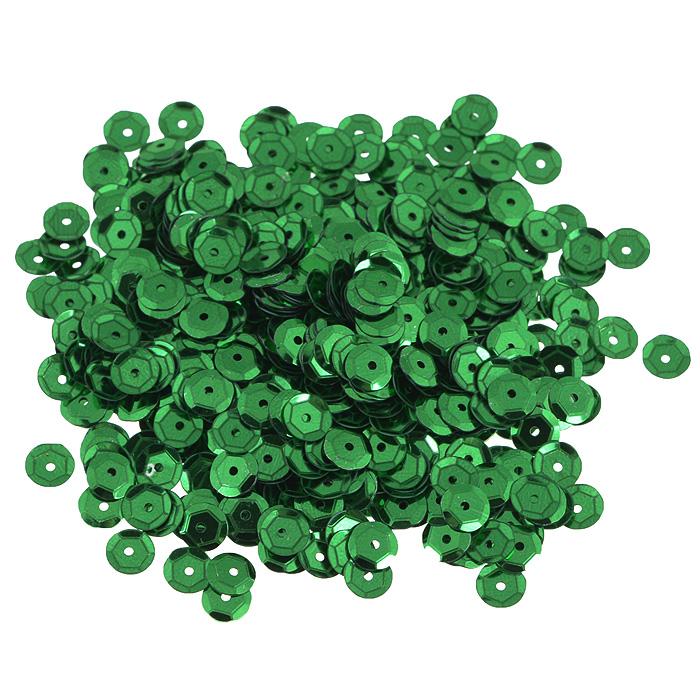 Пайетки граненые Астра, цвет: зеленый, 6 мм, 10 г. 7700472_47700472_4 зеленыйПайетки Астра выполнены в виде круглой чешуйки из блестящего пластика многогранной формы и с отверстием для продевания нитки. Они идеально подойдут для вышивания на предметах быта и женской одежде. Они позволят изыскано украсить любую вещь, подойдут для декора сценических костюмов, создания стилизованной одежды.