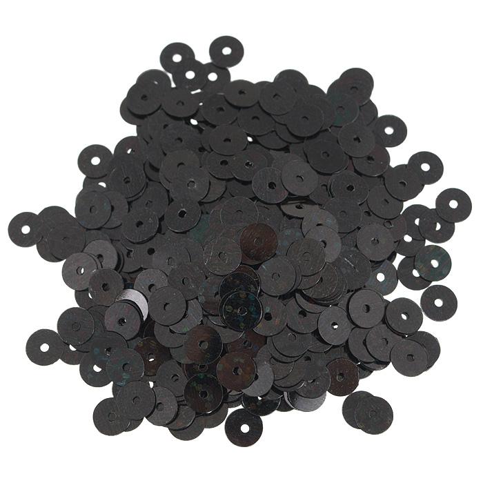 Пайетки плоские Астра, с голограммой, цвет: черный, 6 мм, 10 г. 7700471_А507700471_А50 черный голограммаПайетки Астра выполнены в виде круглой чешуйки из блестящего пластика многогранной формы и с отверстием для продевания нитки. Они идеально подойдут для вышивания на предметах быта и женской одежде. Они позволят изыскано украсить любую вещь, подойдут для декора сценических костюмов, создания стилизованной одежды.
