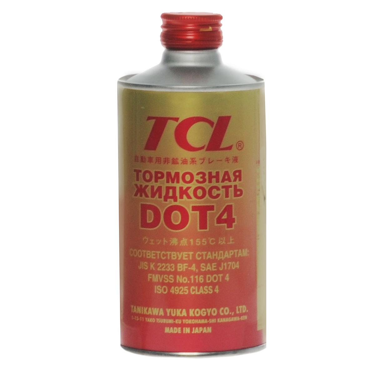 Жидкость тормозная TCL