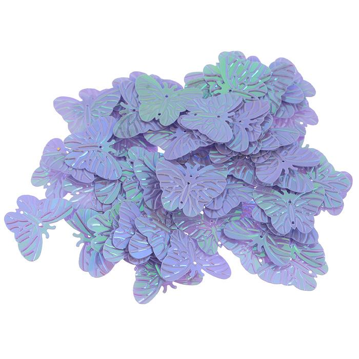 Пайетки Астра Бабочки, с перламутром, цвет: сиреневый (23), 18 мм х 23 мм, 10 г. 7700479_237700479_23Пайетки Астра Бабочки с перламутром представляют собой блёстки, плоские чешуйки в форме бабочки, изготовленные из пластика с двумя отверстиями для продевания нитки. Они позволят изыскано украсить любую вещь, идеальны для декора сценических костюмов, создания стилизованной одежды.