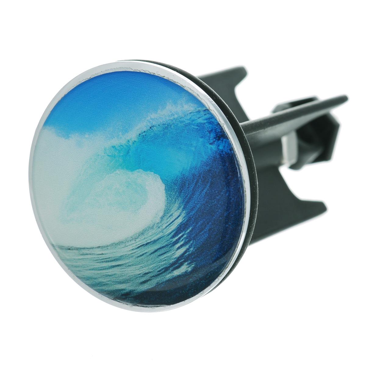 Пробка для раковины Wenko Wave, диаметр 4 см20767100