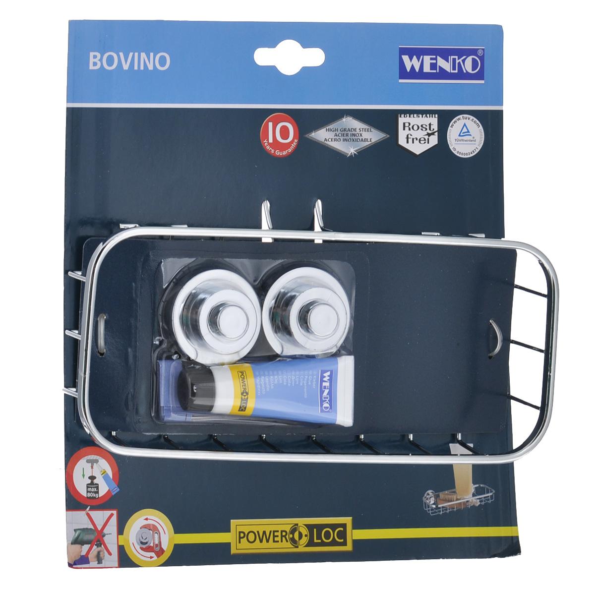 Полка Wenko Bovino для ванной комнаты. 1779510017795100