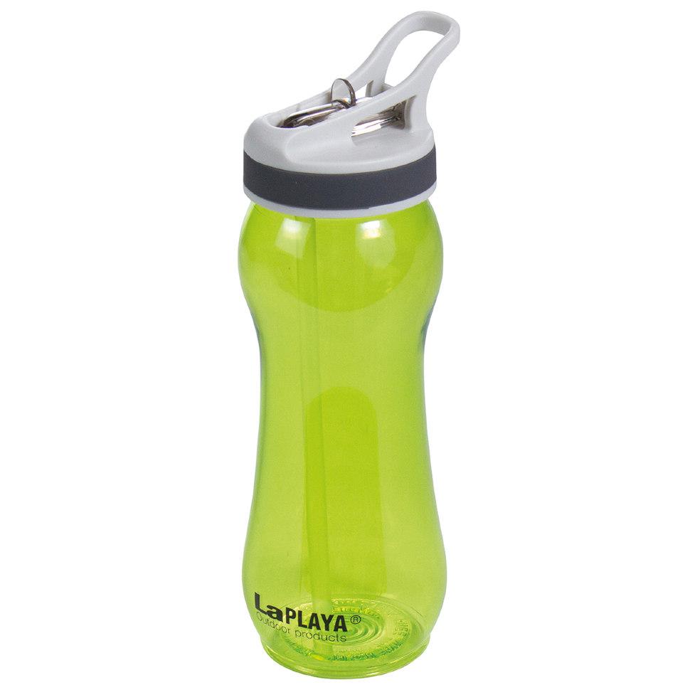 Бутылки-поильники пластиковые LaPlaya DrinkBottle 0,6L Green538802Бутылки-поильники пластиковые LaPlaya DrinkBottle 0,6L Green