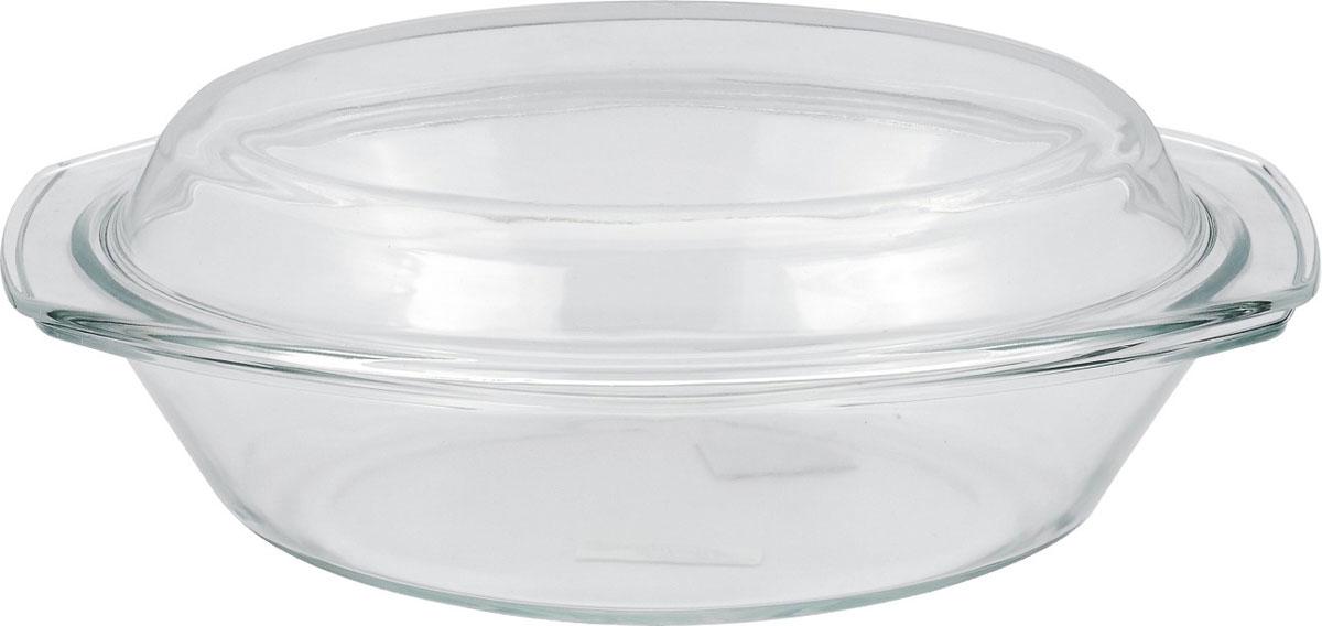 Набор для микров. BK-514(2пр)BK-5142 пр.: кастрюля овал. с крышкой. Материал: жаропрочное стекло Дизайн/цвет: стекло прозрачное.