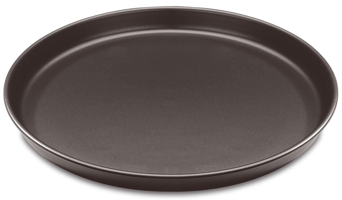 Форма для пиццы диаметр Tramontina, 31,4 х 2,7 см20058/030-TRФорма для пиццы Tramontina изготовлена из алюминия с эксклюзивным антипригарным покрытием Starflon. Покрытие абсолютно безвредно для здоровья человека и окружающей среды, так как не содержит вредной примеси PFOA. Антипригарные свойства покрытия позволяют готовить с минимальным количеством масла, тем самым сокращая количество жиров в рационе. Подходит для использования в духовом шкафу. Можно мыть в посудомоечной машине.