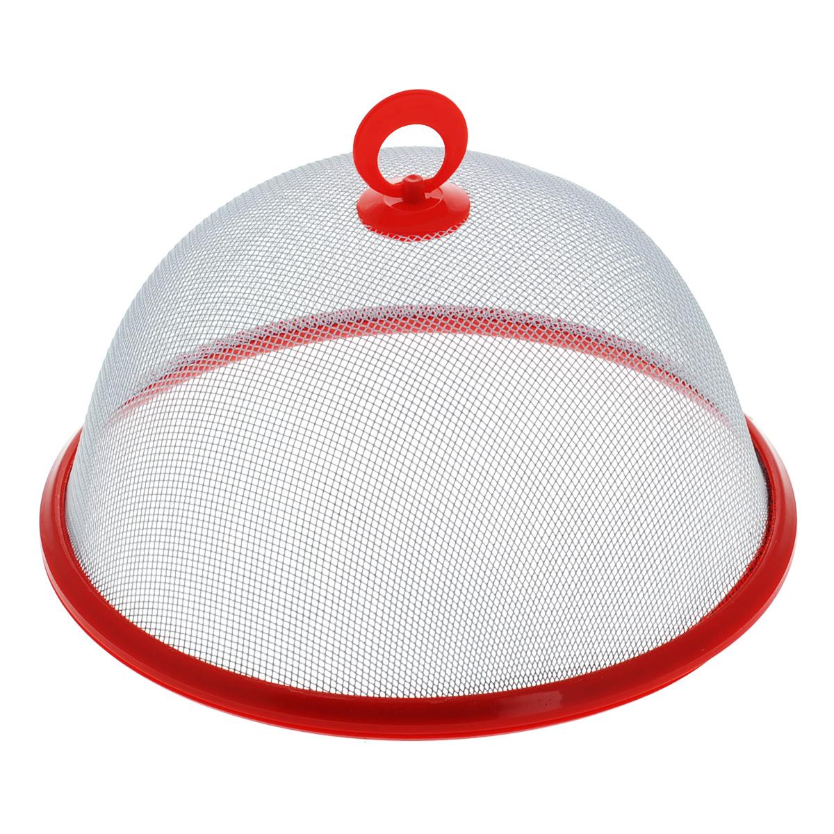 """Крышка-защита от насекомых Regent Inox """"Linea Pronto"""", диаметр 26 см"""