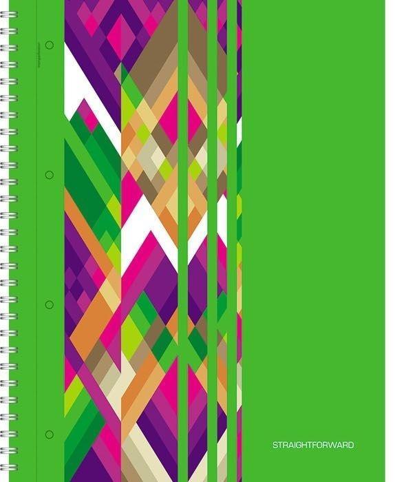 Полиграфика Тетрадь А4 120л Диагонали, УФ-лак, жесткий ламинат (матовый), цвет: зеленый4601921376463Отличная тетрадь подойдет как школьнику так и в повседневной жизни. Тетрадь сделана из качественной бумаги. Обложку украшает отличный принт.