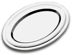 Блюдо сервировочное Tramontina Service, 50,7 х 36,5 см 61400/500-TR61400/500-TRБлюдо сервировочное Tramontina Service прекрасно подойдет для подачи пищи. Блюдо изготовлено из высококачественной нержавеющей стали с зеркальной полировкой. Изделие великолепно украсит праздничный стол. Можно использовать в посудомоечной машине.
