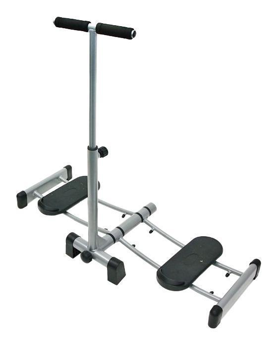 Тренажер Bradex для мышц ног, ягодиц, животаSF 0004Тренажер Bradex задействует более 200 мышц во время тренировки, заставляя работать и внутреннюю и внешнюю поверхность бедер, и тренирует нижние мышцы живота. Чтобы получить результат от занятий с тренажером Bradex, вам потребуется тратить на тренировку всего по 2-3 минуты в день. Тренажер очень прост в установке, использовании, транспортировке и не займет много места в квартире. Красивые, стройные бедра и упругие ягодицы. Тренажер для проблемных зон женского тела.