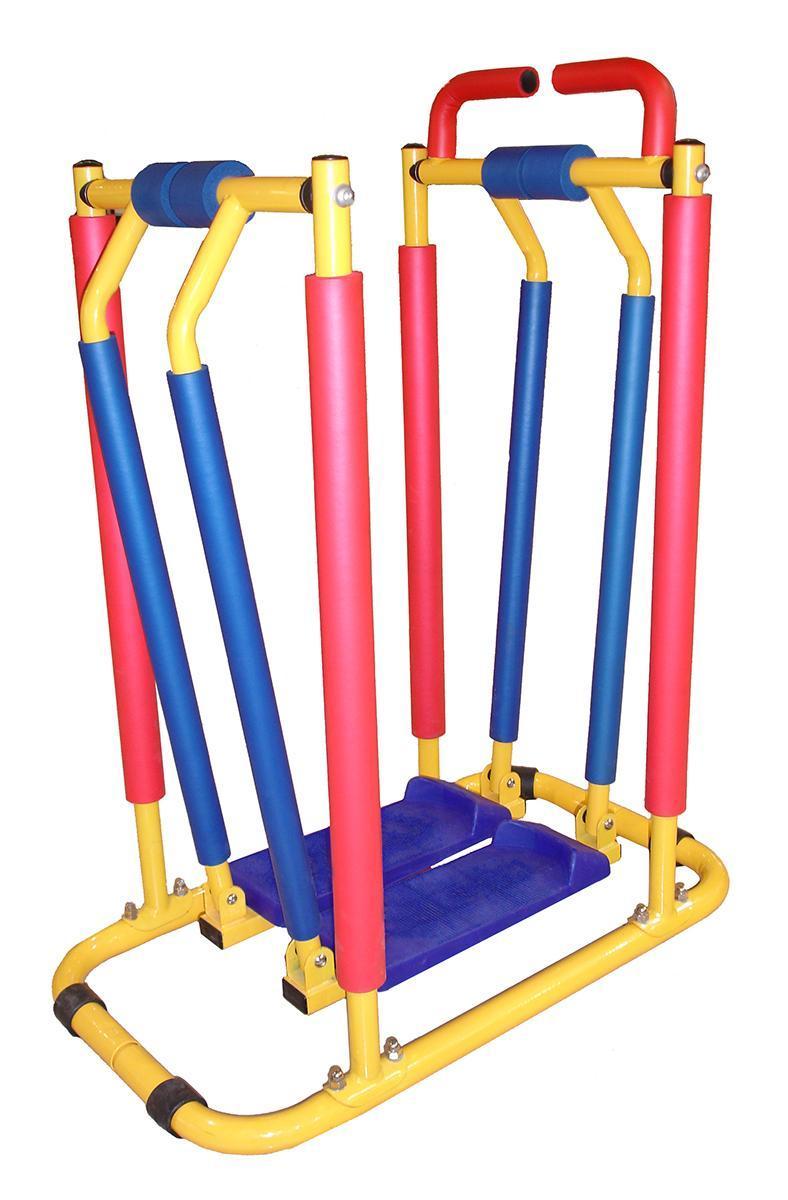 Тренажер Бегущий по волнам, детский. KAW-001LEM-KAW-001Характеристики: Материал: металл, пластик, неопрен. Размер тренажера (в собранном виде): 67 см х 42 см х 87 см. Рекомендуемый возраст ребенка: от 4 до 8 лет. Размер упаковки: 80 см х 43 см х 13 см. Производитель: Китай. Артикул: KAW-001.