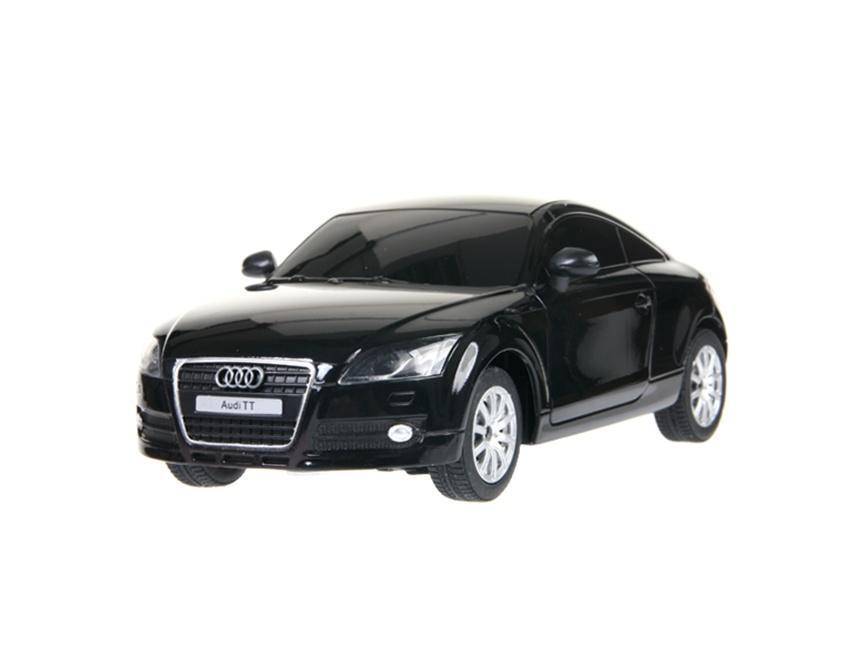 Rastar Радиоуправляемая модель Audi TT цвет черный масштаб 1:2430700