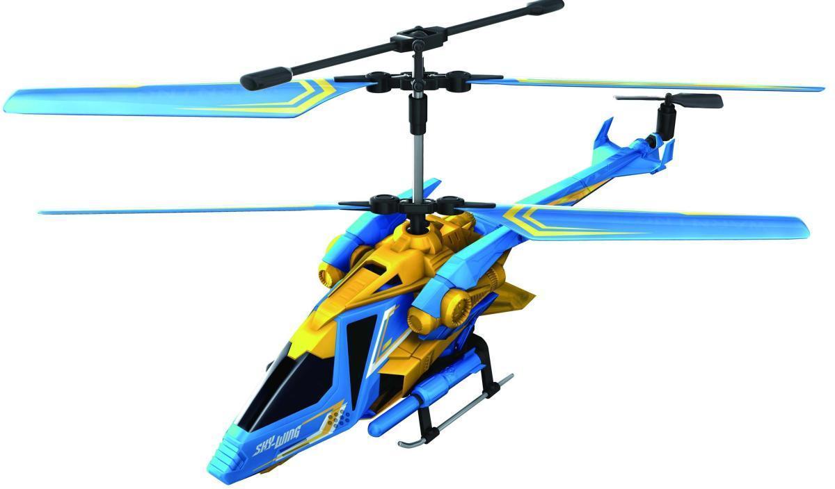 Auldey Вертолет на радиоуправлении Sky-Wing