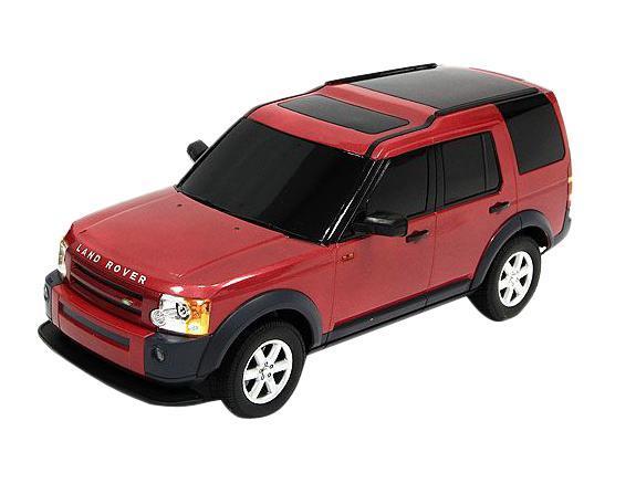 Радиоуправляемая модель Land Rover Discovery 3, цвет: вишневыйLR3-14/21900