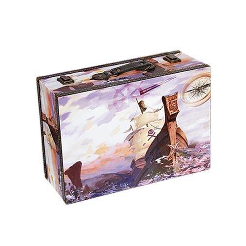 Набор декоративных шкатулок, ZW001192, 2 шт (45*30*13, 28*26*10)ZW001192Великолепный набор шкатулок на все случаи жызни. Здесь можно хранить бижутерию, ювелирные изделия и множество других мелочей. Оригнальний подарок для вашей второй половинки