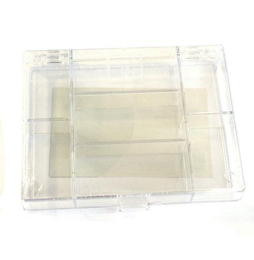 930520 Органайзер для хранения мелочей с 7 отделениями, 11.8*9.1*2.1см Hobby&Pro7706802Контейнер для мелочей изготовлен из прозрачного пластика, что позволяет видеть содержимое. Внутри содержится 7 ячеек для хранения мелких принадлежностей. Крышка плотно закрывается. Такой контейнер поможет держать вещи в порядке. Идеально подходит для хранения принадлежностей для шитья и других мелких бытовых предметов.