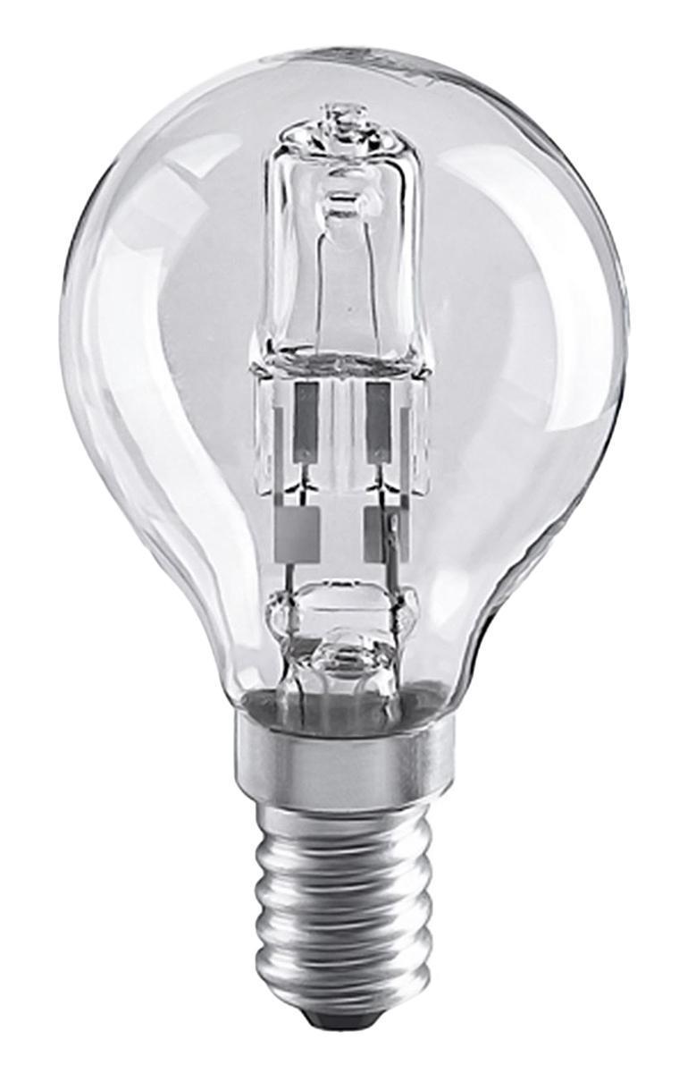 Лампа галогенная Elektrostandard Шар G45 28W E14a025Лампа галогенная Elektrostandard Шар G45 28W E14 - источник света, у которого светящим элементом является вольфрамовая спираль. У лампы есть большой запас срока службы. Способна выдержать большое количество включений и выключений. Напряжение: 220 вольт