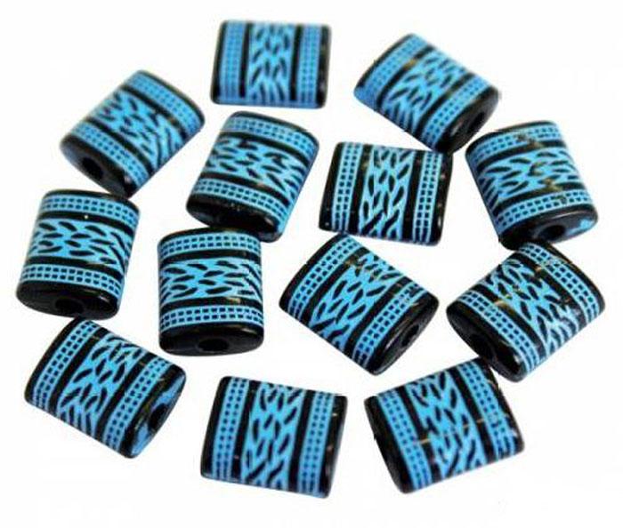 Бусины Астра, цвет: черный, синий (006), 12 мм х 10 мм, 25 г. 7701061_0067701061_006Набор бусин Астра, изготовленный из пластика, позволит вам своими руками создать оригинальные ожерелья, бусы или браслеты. Бусины выполнены в прямоугольной форме и украшены оригинальным орнаментом. Изготовление украшений - занимательное хобби и реализация творческих способностей рукодельницы, это возможность создания неповторимого индивидуального подарка.