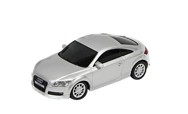 Rastar Радиоуправляемая модель Audi TT цвет серый