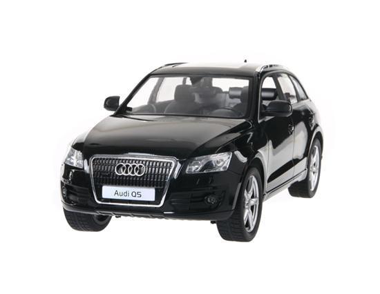 Rastar Радиоуправляемая модель Audi Q5 цвет черный масштаб 1:2438600