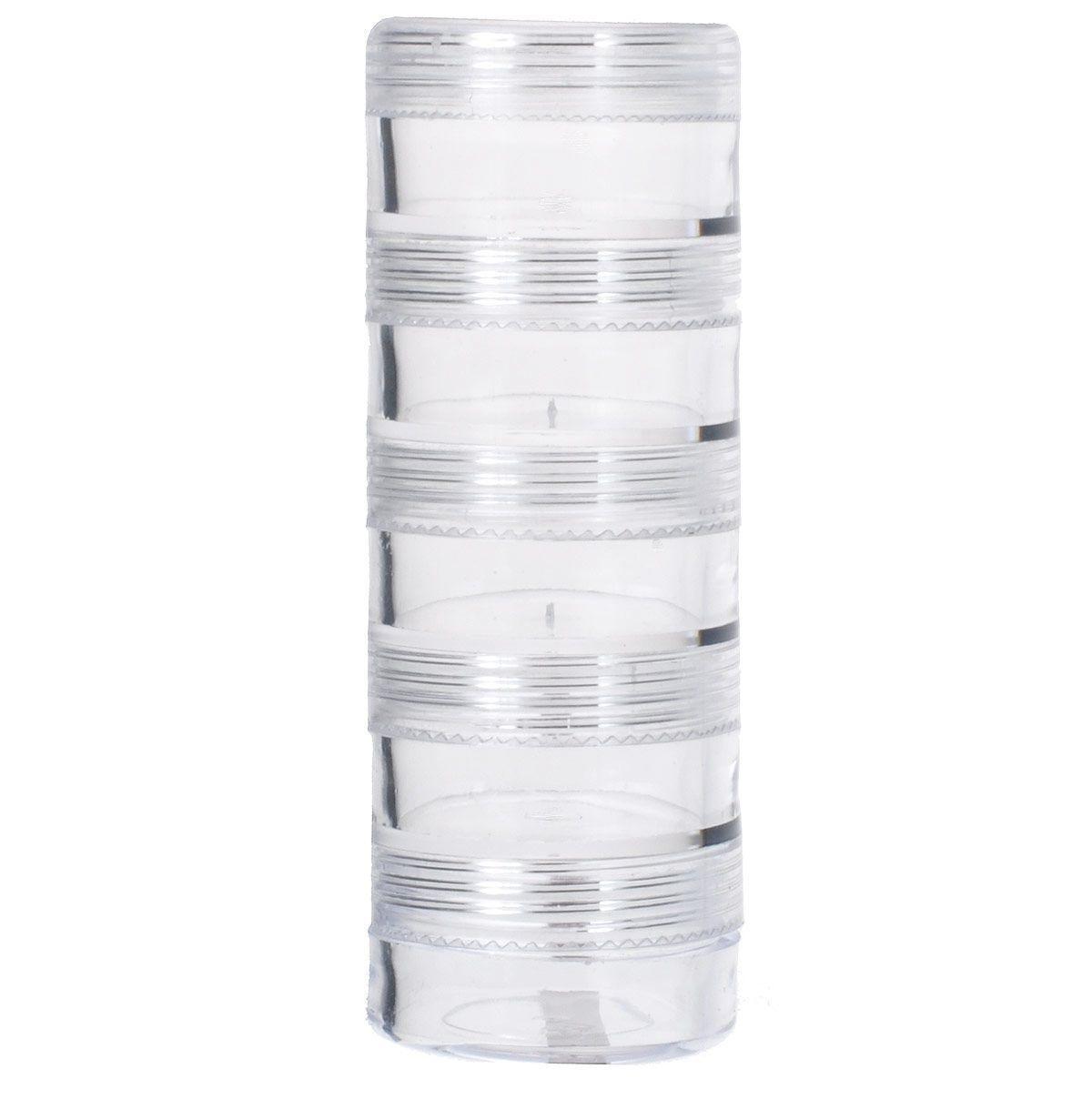Контейнер для бисера Hobby & Pro, 6 секций7700462Коробка для бисера, изготовленная из прозрачного пластика. В ней можно хранить мелкие предметы для рукоделия, например, бисер, блестки, стразы или пайетки. Изделие плотно закрывает прозрачной крышкой. Такая коробка поможет держать вещи в порядке.
