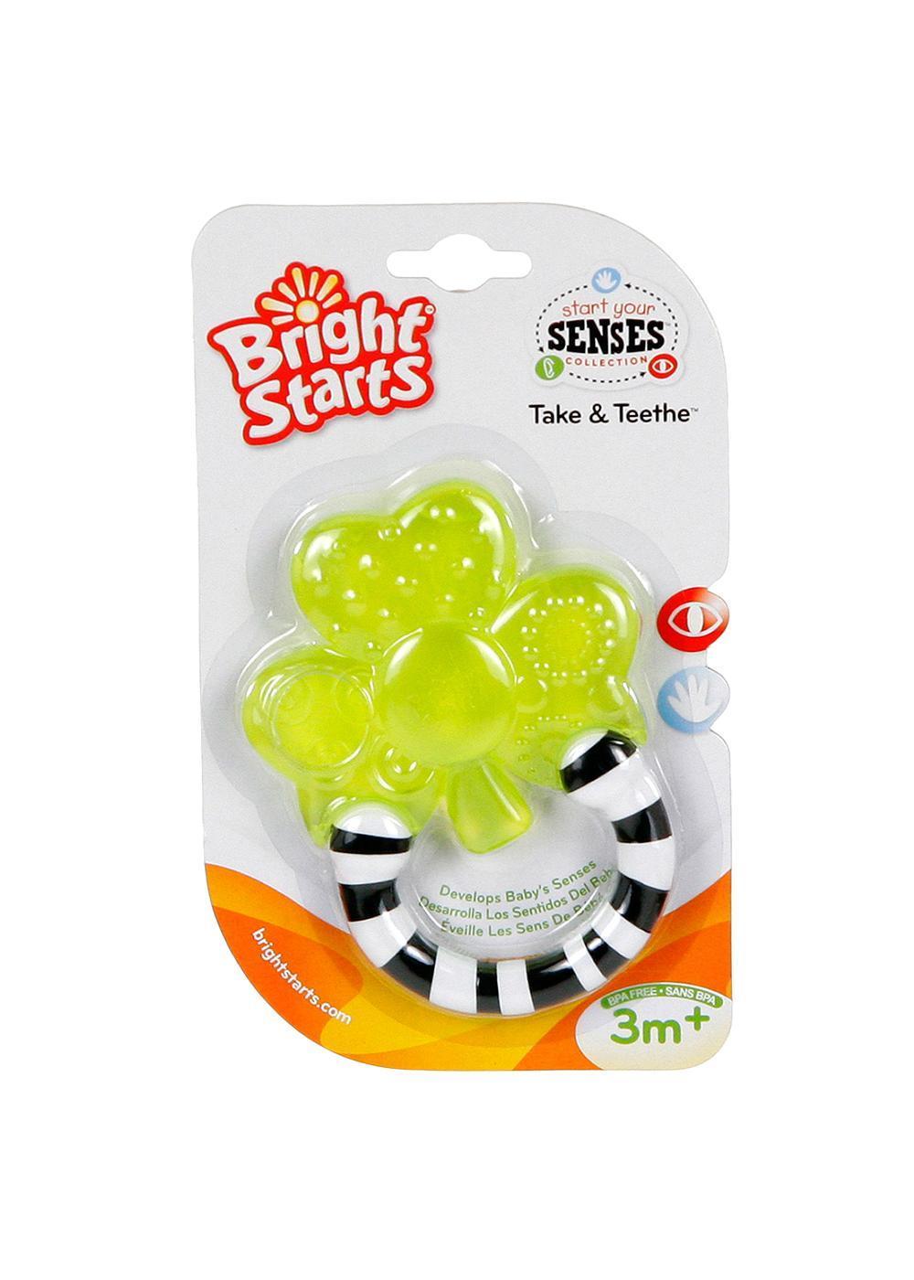 Bright Starts игрушка-прорезыватель