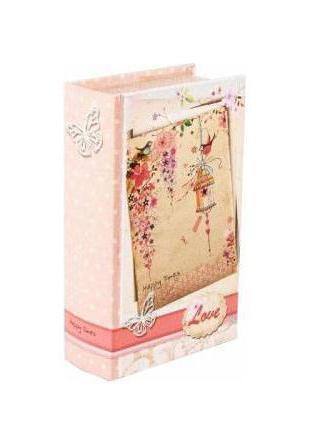 Декоративная шкатулка Розовые мечты. 3291832918Декоративная шкатулка Феникс Розовые мечты 32918 для хранения ювелирных украшений не оставит равнодушной ни одну любительницу изысканных вещей. Она обладает удобным отделением для бижутерии. Данная модель выполнена из высококачественных материалов.